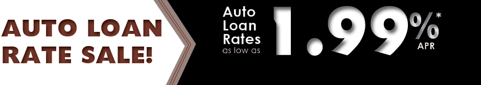 Auto Loan Rate Sale
